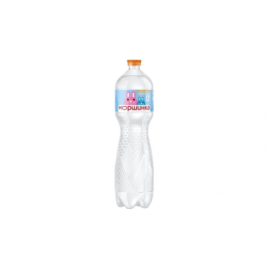 Вода мінеральна Моршинка для дітей негазована 1,5л від OVO