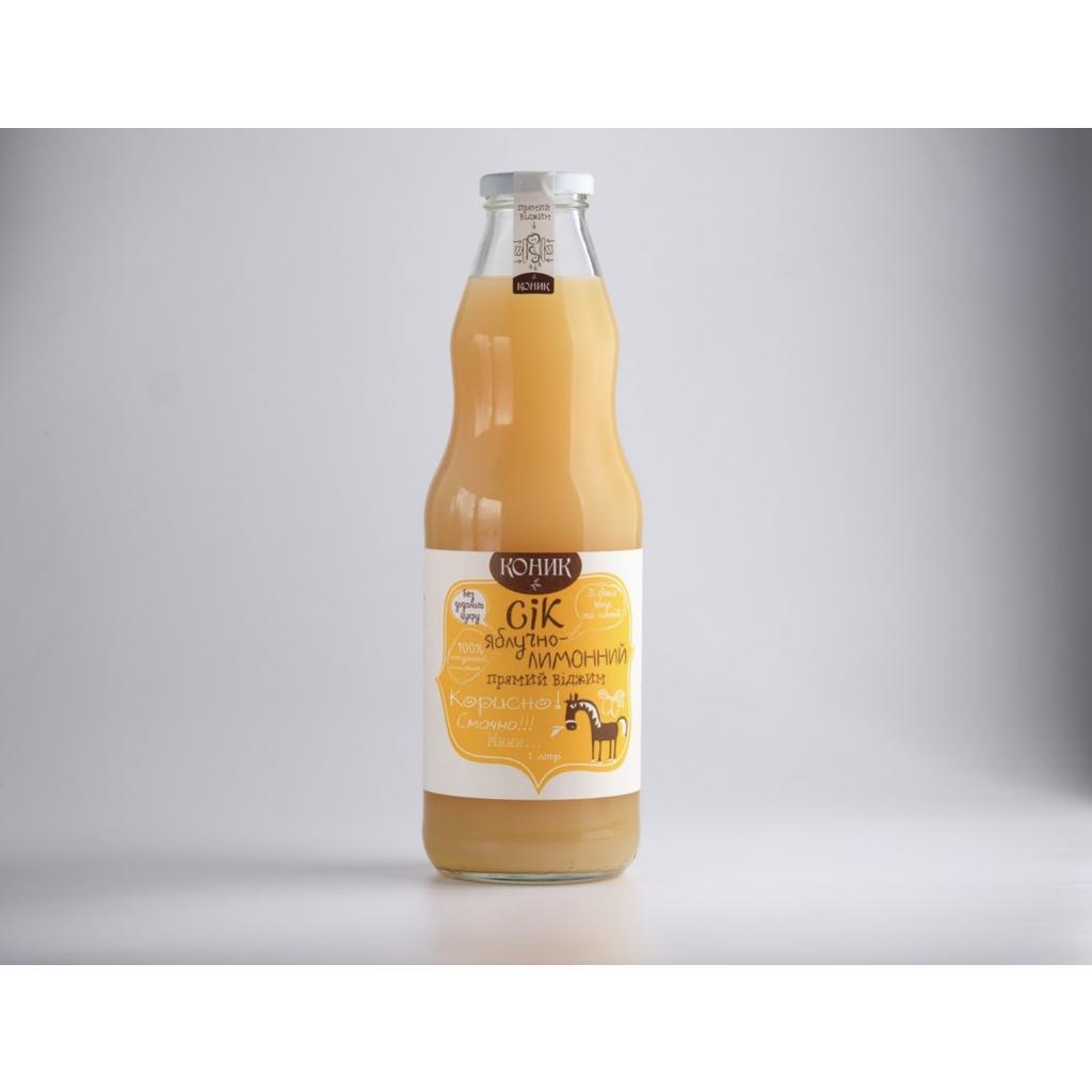 Сік Яблучно-лимонний ТМ Коник 1л від OVO