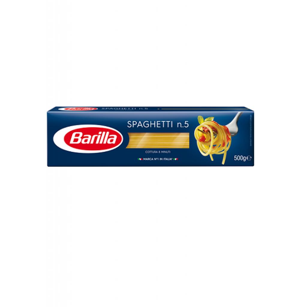Паста Spaghetti Barilla №5 500г від OVO