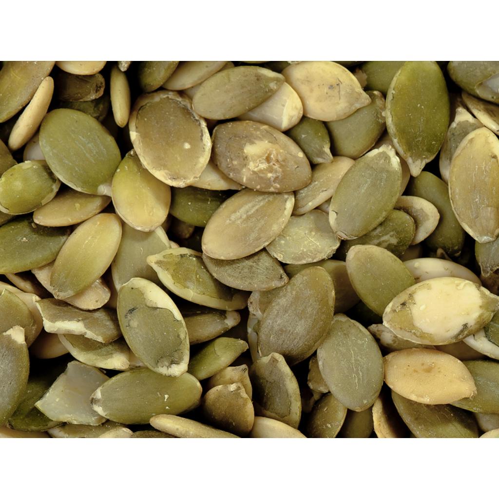 Насіння гарбузове очищене ~ 0.1 кг/уп від OVO