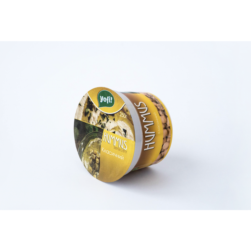 Хумус класичний Yofi 250 г від OVO