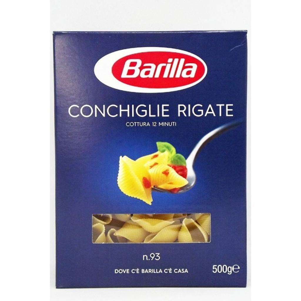 Паста Conchiglie Rigate Barilla №93 500г від OVO