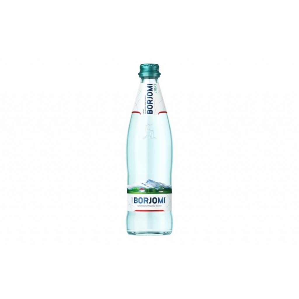 Боржомі сильногазована 0,5л Вода мінеральна від OVO